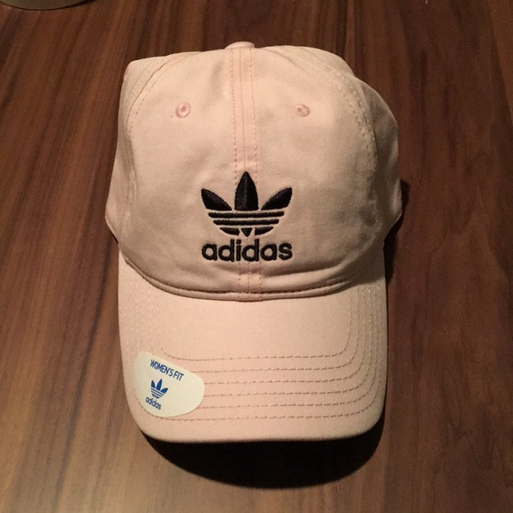 2ef2ee80120b adidas Accessories - Adidas Champion Baseball Hat in Light Pink